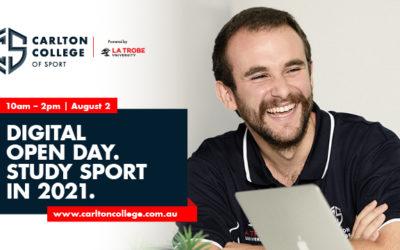 Digital Open Day: Carlton College