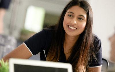 Meet Our Students: Chelsea Srinivasan