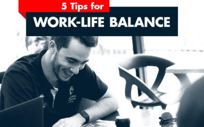 5 Tips to Manage Your Work Life Balance